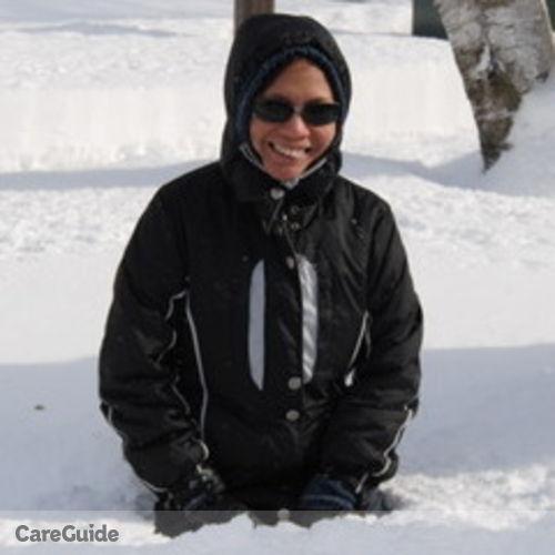 Canadian Nanny Provider Madeline Visaya's Profile Picture