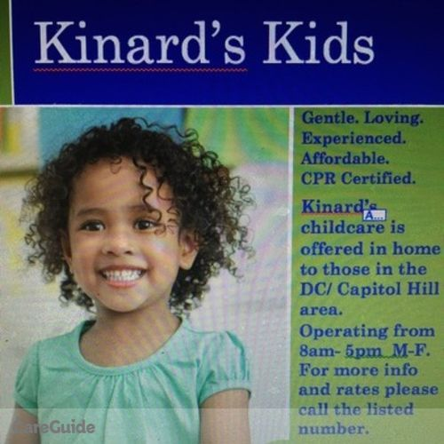 Child Care Provider Ashley Kinard's Profile Picture
