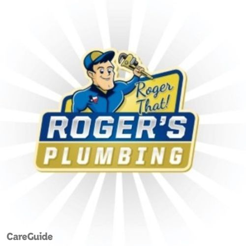 Plumber Job Roger P's Profile Picture