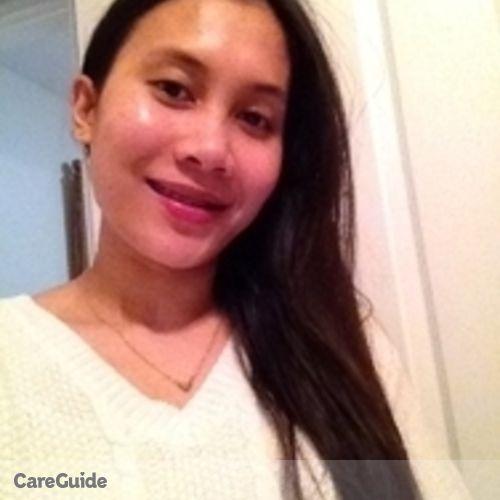 Canadian Nanny Provider Julie Ann Lapasaran's Profile Picture
