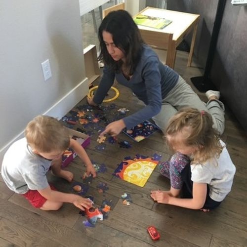 Canadian Nanny Provider Rebeca Reis Gallery Image 1