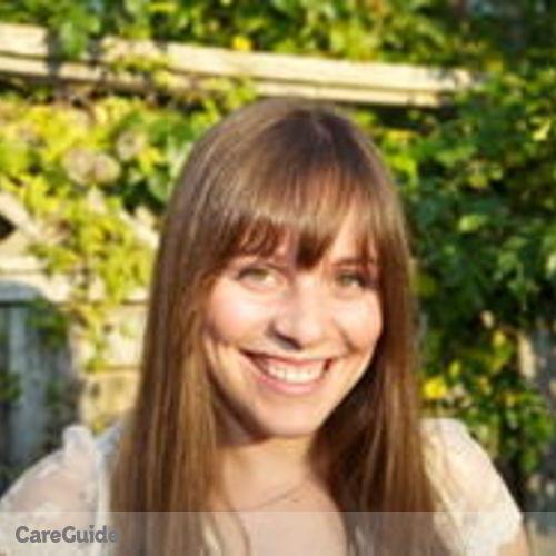 Canadian Nanny Provider Lauren Wallis's Profile Picture