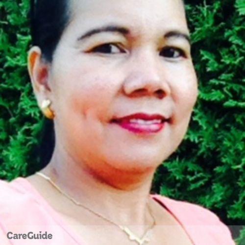 Canadian Nanny Provider Edna B's Profile Picture
