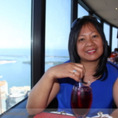 Canadian Nanny Provider Adrelynn A's Profile Picture
