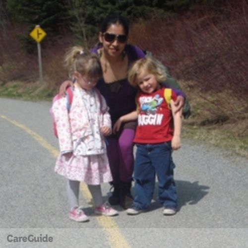 Canadian Nanny Provider Vanessa Z's Profile Picture