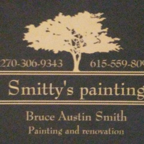 Painter Provider Bruce Smith's Profile Picture