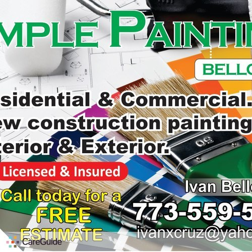 Painter Provider Ivan B's Profile Picture