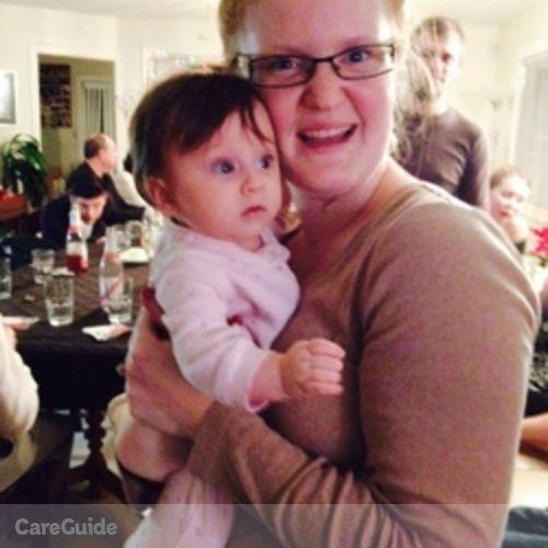 Canadian Nanny Provider Erica's Profile Picture