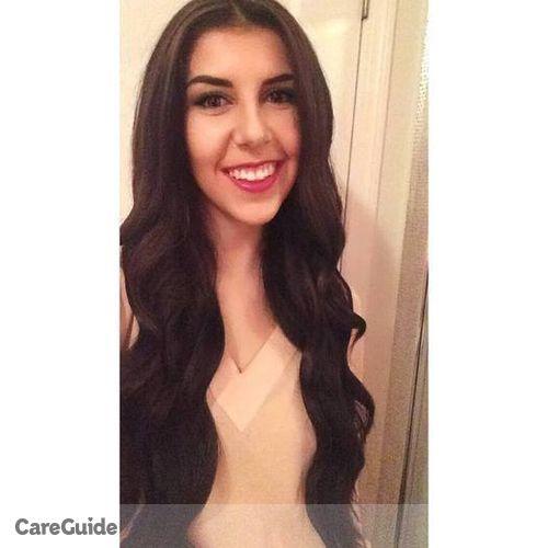 Canadian Nanny Provider Caitlin O'Driscoll's Profile Picture