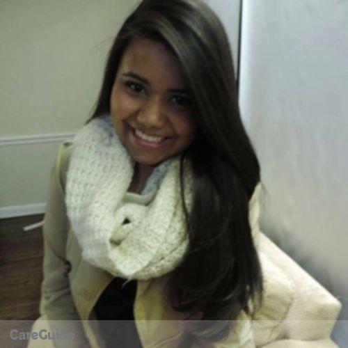Canadian Nanny Provider Daniela Pedro's Profile Picture