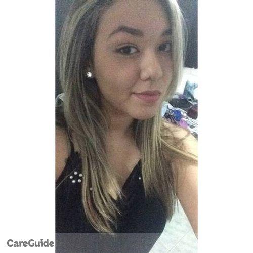 Canadian Nanny Provider Débora Sansão's Profile Picture