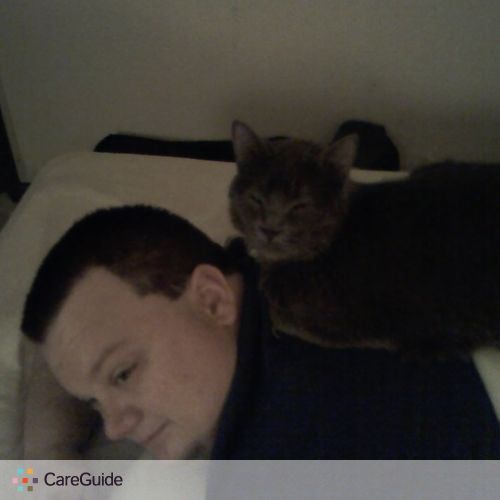Pet Care Job Michael Johnson's Profile Picture