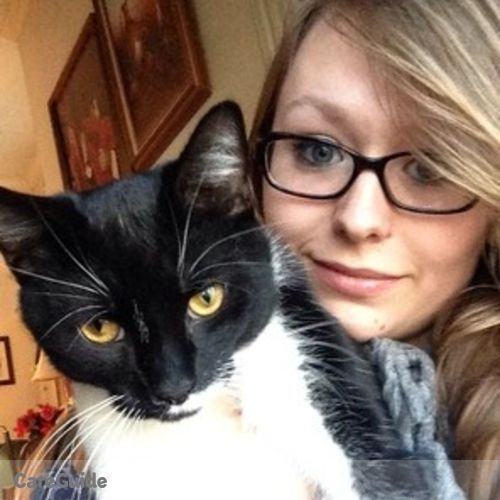 Pet Care Provider Adrienne P's Profile Picture