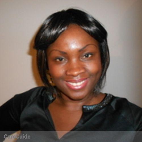 Canadian Nanny Provider Vivian 's Profile Picture