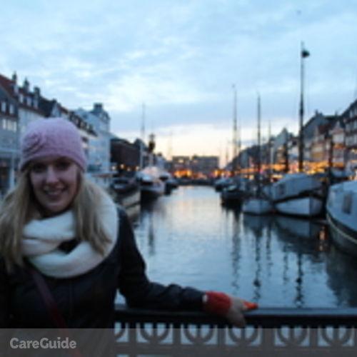 Canadian Nanny Provider Kayla G's Profile Picture