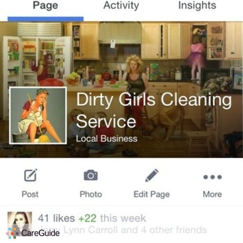 Housekeeper Provider Stephanie Cruts's Profile Picture