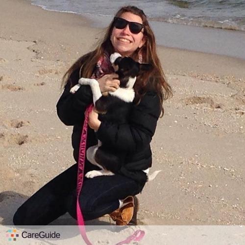 Pet Care Provider Jen Sager's Profile Picture