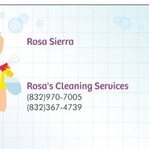 Housekeeper Provider Rosi S.'s Profile Picture