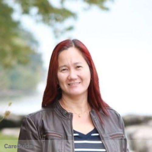 Canadian Nanny Provider Florida Cordero's Profile Picture