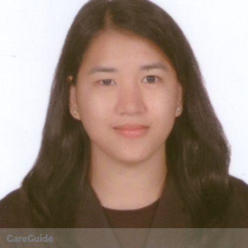 Canadian Nanny Provider Jenny Lim's Profile Picture