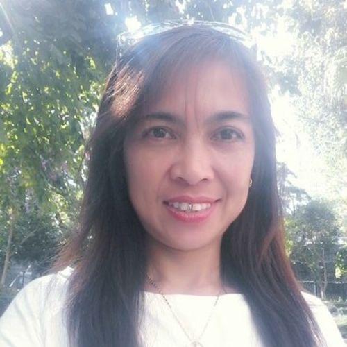 Canadian Nanny Provider Perlita Roque's Profile Picture