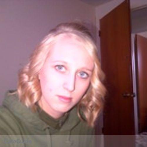 Canadian Nanny Provider Serena Jones's Profile Picture