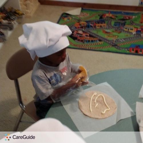 Child Care Provider Kiyana T's Profile Picture