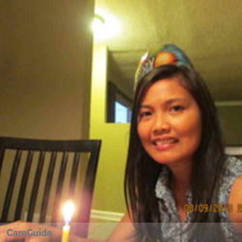 Canadian Nanny Provider Jean Malavega's Profile Picture