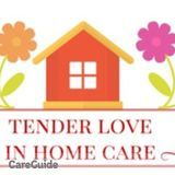 Tender love is very dedicated in providing the service and care you need.