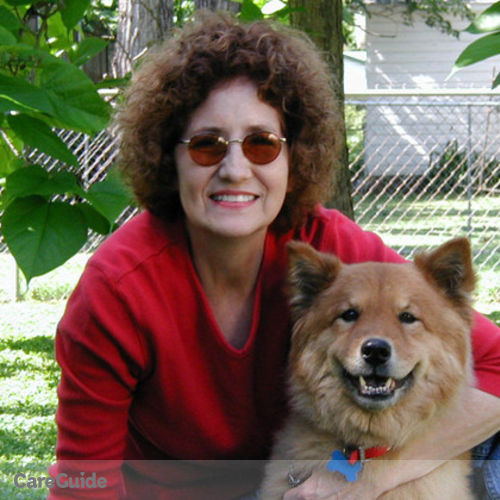 Pet Care Provider Cathy Carol's Profile Picture
