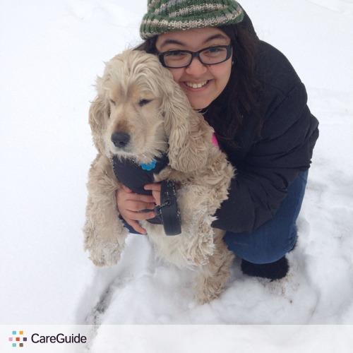 Pet Care Provider Carine Kamel's Profile Picture