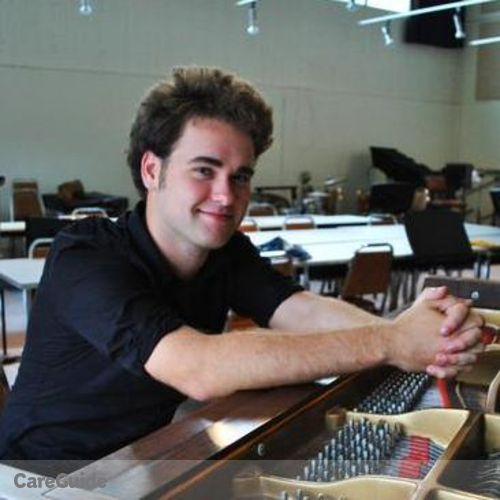 Canadian Nanny Provider Sandro Manzon's Profile Picture