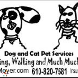 Dog Walker, Pet Sitter in Allentown