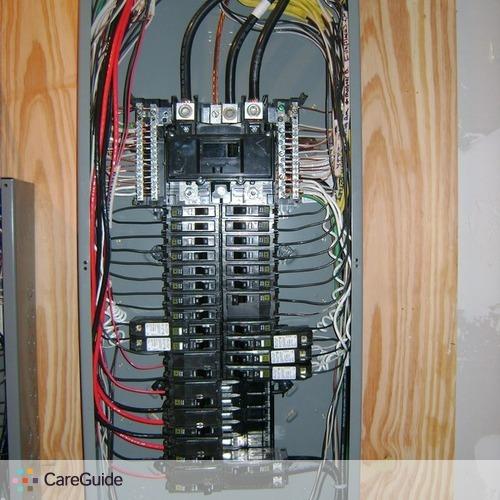 Electrician Provider Michael G's Profile Picture