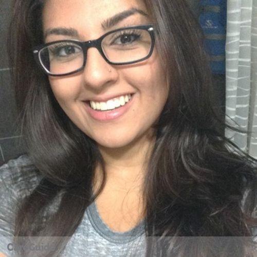 Canadian Nanny Provider Irta Malik's Profile Picture