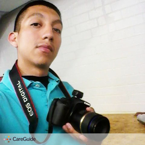Photographer Provider Josue Campos's Profile Picture