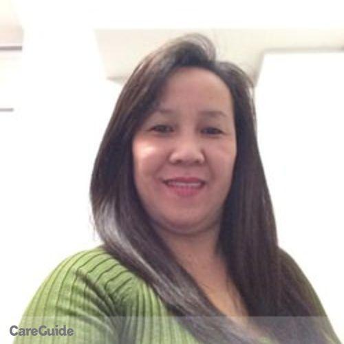 Canadian Nanny Provider Edna Foronda's Profile Picture