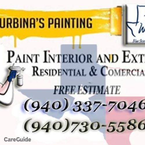 Painter Provider Henry Urbina's Profile Picture