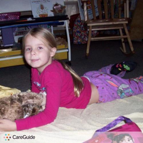 Child Care Job Ashlee F's Profile Picture