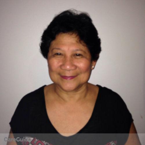Canadian Nanny Provider Cecil R's Profile Picture