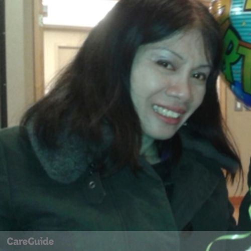 Canadian Nanny Provider Lilibeth Legayada's Profile Picture