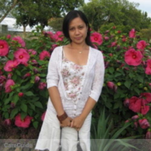 Canadian Nanny Provider Sharon Ricasio's Profile Picture
