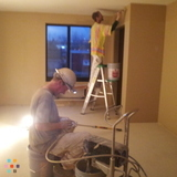 Painter in Watford City