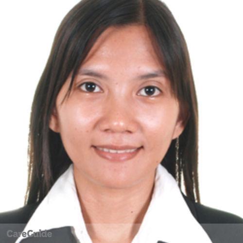 Canadian Nanny Provider Milcah Faith M's Profile Picture