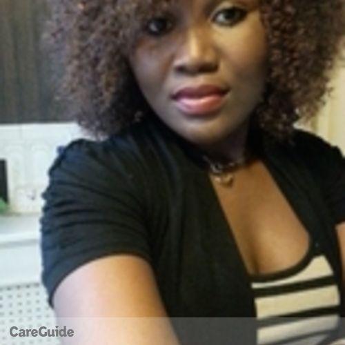 Canadian Nanny Provider Stella Tshibola's Profile Picture