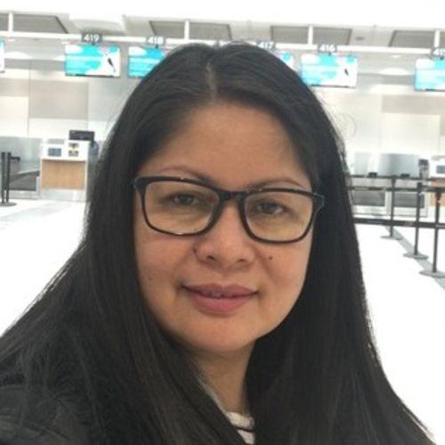 Canadian Nanny Provider Evangeline P's Profile Picture