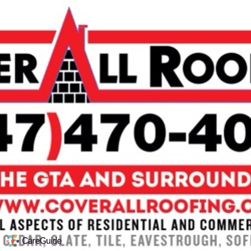 Roofer Provider Mark Lyons's Profile Picture