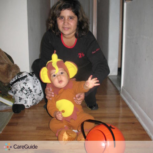 Child Care Provider Claudia Velasquez's Profile Picture