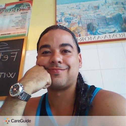 Pet Care Provider Edwin Ortiz's Profile Picture