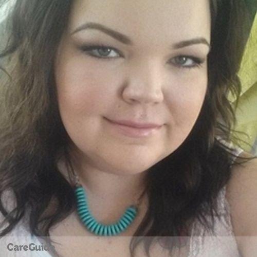 Canadian Nanny Provider Shannon Allen's Profile Picture